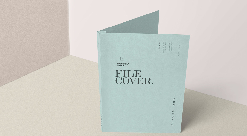 Diseñar E Imprimir Carpetas Corporativas Tipo Folder Soloimprenta Es
