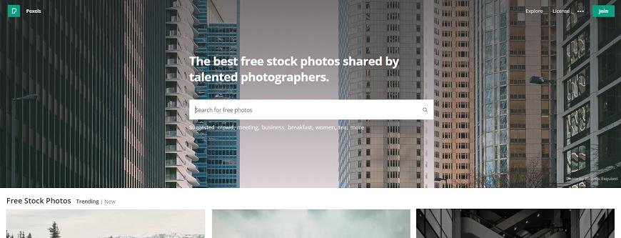 fac7560ec7eb6 Pexels es el número uno de los bancos de imágenes gratuitas