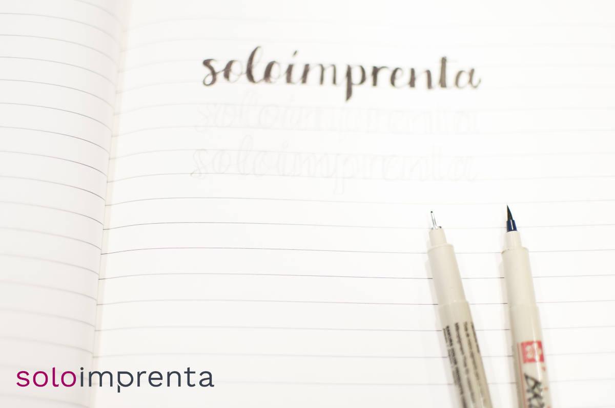 Herramietas para lettering
