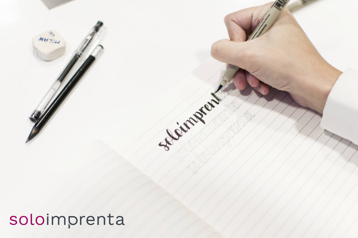 Tips para hacer lettering